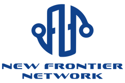 NFN - New Frontier Network Logo